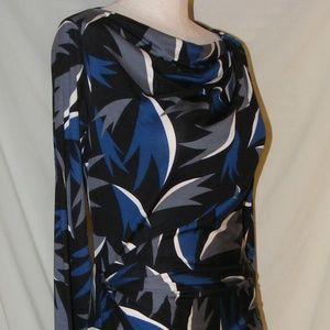 Diane von Furstenberg, Jarely Winged Dress Size 10